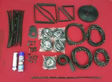 FORD FALCON XY GT GS FULL COMPREHENSIVE RUBBER KIT FOR SEDAN ALSO SUIT FAIRMONT