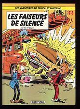 SPIROU et FANTASIO  n°32 Les Faiseurs de Silence  NIC / CAUVIN   DUPUIS EO 1984