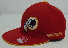 9de1d9b82cf NFL Washington Redskins Burgundy Mitchell   Ness Hat - Size 7 ...