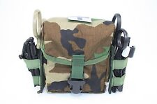 AAT Woodland M81 IFAK Pouch GP Enhanced MOLLE Medic Issue Size Spec USA Made
