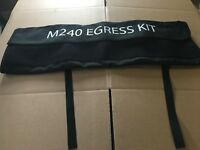 U.S. Military M240 EGRESS / DISMOUNT KIT - Gun Case New