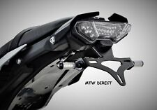 R&G Tail Tidy / Licence/ Number Plate holder Yamaha MT-10 /FZ-10 2016 > LP0204BK