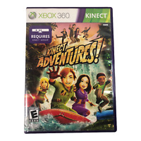Kinect Adventures! Microsoft Xbox 360 2010 Game Complete