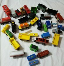 Thomas the Train Chuggington Brio other Wooden Lot