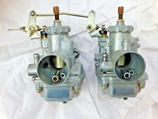 YAMAHA YAS1 AS1 AS2 YAS2 AS3 RD125  RACE CARBURETORS NOS PAIR VERY RARE
