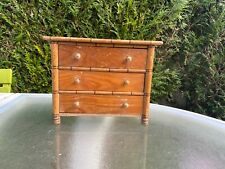 ANCIENNE COMMODE MEUBLE DE MAISON DE POUPEE DOLL HOUSE