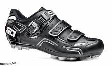 SIDI BUVEL MTB Shoes 43.5EU / 9.5US Black New !