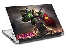 Lex Luthor Superman Villain Personalized LAPTOP Skin Decal Vinyl Sticker L702