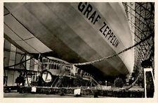 Zeppelin Ansichtskarten Zwischenkriegszeit (1918-39)