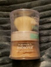 Loreal True Match Mineral Soft focus mineral finish Translucent 401 New Sealed