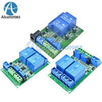 1/2/4 Channel DC 5V 12V 24V Voltage Comparator Perfect LM393 Comparator Module