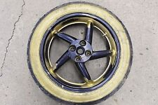 1994 HONDA VFR750F VFR 750 VFR750 INTERCEPTOR REAR WHEEL RIM HUB 1995 1996 1997