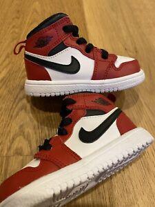 Air Jordan 1 Chicago 2013 Infant 4c Rare