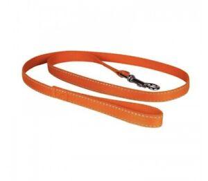 Reflective lanyard orange 2.0cm width; 130cm length