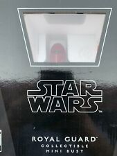 Star Wars Royal Guard Collectible Mini Bust By Gentle Giant Ltd.