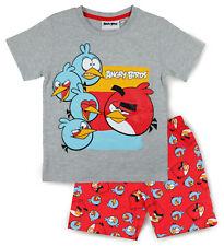 Angry Birds Pyjamas PJs Nightwear 8 Years Red