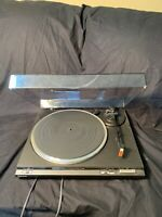 Technics SL-BD20D Automatic Turntable System Record Player