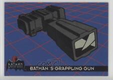 1993 Topps Batman: The Animated Series #47 Batman's Grappling Gun Card 1m8