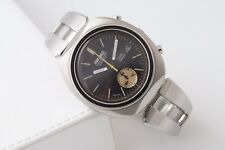 Seiko 6139-8002 cronografo automatico vintage 1970 S Men's Watch