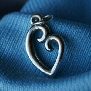 James Avery Small MOTHER'S LOVE Charm Sterling Silver