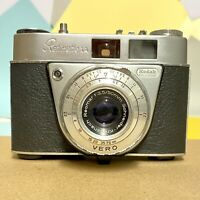 Vintage KODAK Retinette IA 35mm Camera + Cla'd Excellent Used Condition! Lomo