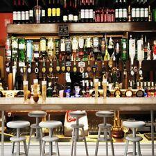 New Personality Customization Restaurant Clubs Decor Wallpaper 3D Wine Bottle