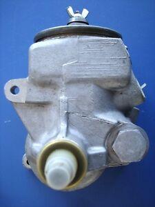 MERCEDES BENZ W460 G GD W123 W115 power steering hydraulic pump OM617 240D 300 D