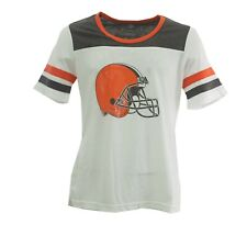 Cleveland Browns Official Nfl Apparel Kids Youth Girls Size T-Shirt New Tags