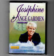 DVD volume numéro N° 6 JOSEPHINE ANGE GARDIEN 2 EPISODES MIMIE MATHY neuf