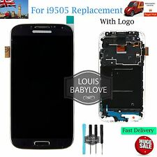 For Samsung Galaxy S4 i9505 LCD Digitizer Touch Display Screen Replacement Black