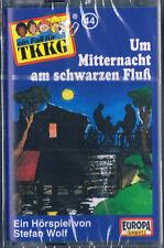 Um Mitternacht am schwarzen Fluß, 1 Cassette,  Band 44 (1991)