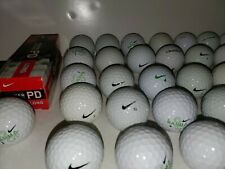 41 Used + 3 New Nike Golf Balls
