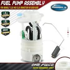 Fuel Pump Assembly for Renault Clio MK3 Clio Grandtour KR 2005-2015 1.2 1.4 1.6