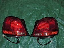 Lexus GS300 GS430 GS400 Left Right Rear Tail Lights Lamps JZS161 Aristo Kouki