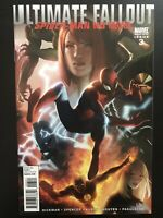 Ultimate Fallout #3 1:25 Variant 2011 Marvel Comic Book Miles Morales Preview