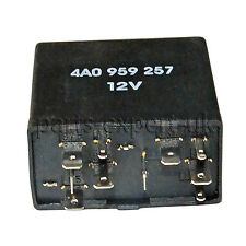 buy audi coupe car electrical relays ebay rh ebay co uk Wiring Diagram 2000 Audi S4 Layout for 1998 Audi A6 Quattro Fuse Panel