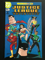 Justice League Adventures #13 Variant 2003 DC Comic Book 1st Appearance All Star