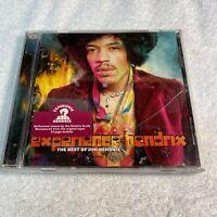 Experience Hendrix - The Best of Jime Hendrix Music CD