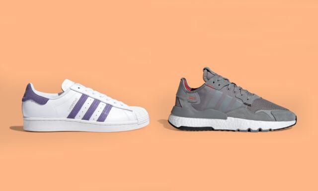 eBay - Adidas: Up to 60% off