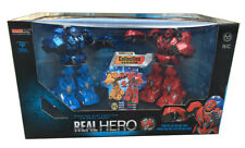 Real Hero Wireless R/C Boxing Robots Real Hero Creativity Collection Brand New