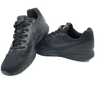 Men's Nike Zoom Pegasus 34 Running Shoes, 880555 003 Multi Sizes Black/Grey/Anth