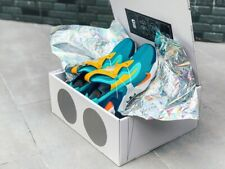 Nike Adapt Huarache Teal. Mens Size 12. New Never Worn With Box