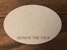 Remove The Yolk Puzzle by Robrecht Louage
