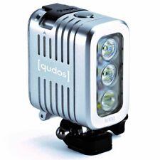 Knog 3led Qudos Action Light Silver