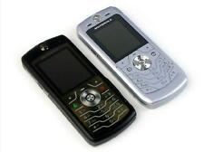 "Original Motorola SLVR L7 desbloqueado teléfono móvil Bluetooth teléfono móvil GSM 1.9"""