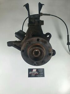 PEUGEOT 206 OFFSIDE DRIVERS RIGHT SIDE FRONT HUB CARRIER ABS