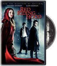 Red Riding Hood (DVD)  Amanda Seyfried, Gary Oldman  NEW