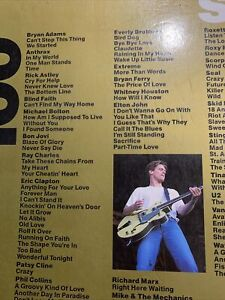 Solid Rock 2 100 Hits For Easy Guitar Music Sheet Book Bon Jovi, Tina Turner