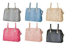 Markenlose Damentaschen mit Innentasche (n) und Kroko-Prägung