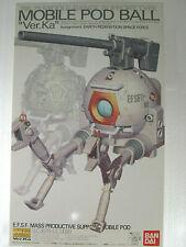 GUNDAM Plastic Model Kit MOBILE POD BALL RB-79 Middle Range Support Type Ver.Ka